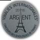 Médaille d'argent des Vinalies internationales de Paris
