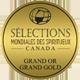 Sélections Mondiales des Spiritueux 2014 Grand or