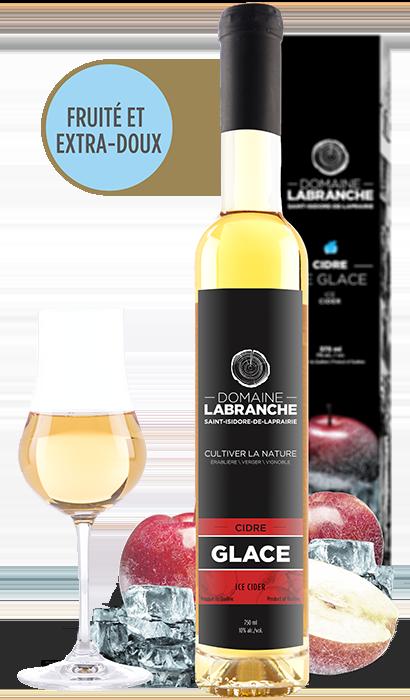 Cidre de glace Domaine Labranche