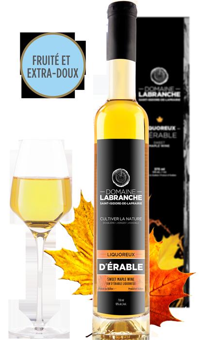 Liquoreux d'érable Domaine Labranche