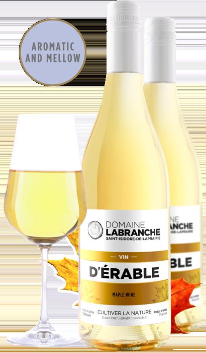 Domaine Labranche Maple wine