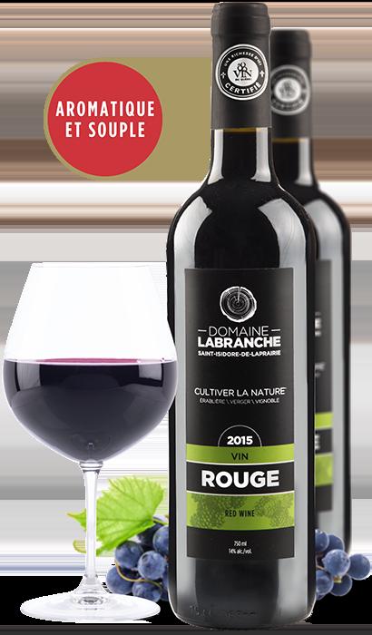 Vin rouge Domaine Labranche