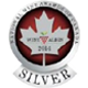 National Wine Awards of Canada 2014 Argent