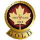National Wine Awards of Canada 2014 Or