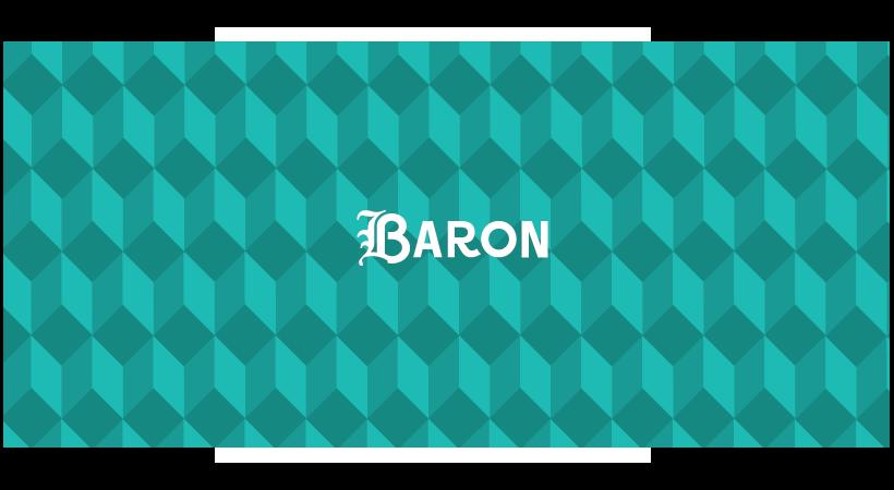 baronmagazine