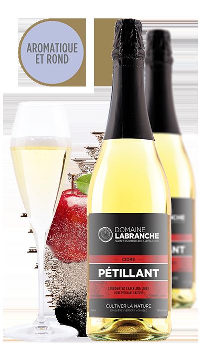 Cidre pétillant Domaine Labranche
