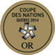 coupeDesNations 2014 or - Domaine Labranche