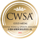 medaille cwsa or 2015 - Domaine Labranche