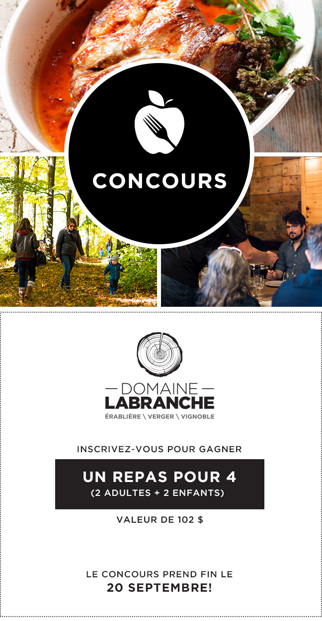 header concours cabanePommes mobile 20180912 - Domaine Labranche