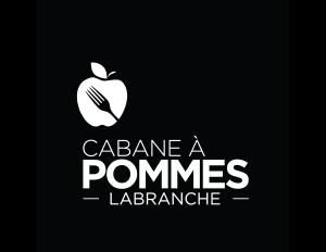 Logo Cabane à pommes light