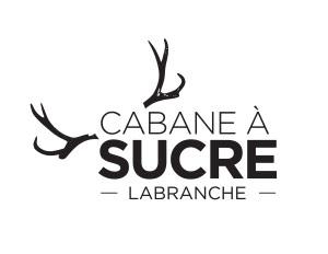 Logo cabane à sucre dark
