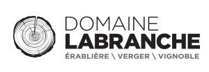 Logo horizontal foncé (branches)