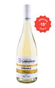 Bouteille de vin d'érable Domaine Labranche