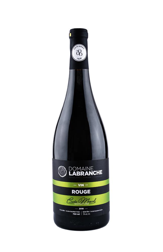 Vin rouge signature Domaine Labranche
