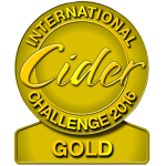 intlCiderChall2016Gold - Domaine Labranche