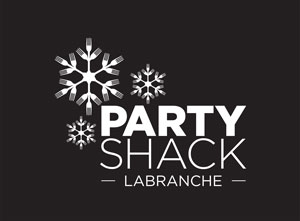 Party shack logo (light)