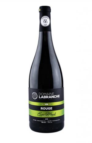 vinRougeSignature - Domaine Labranche