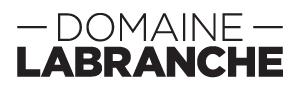 Logotype Domaine Labranche dark