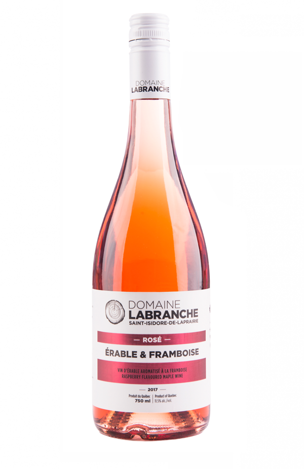 rose erable framboise - Domaine Labranche