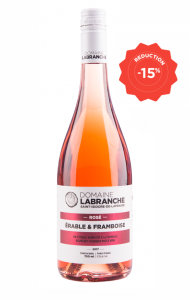 Rosé érable & framboise Domaine Labranche