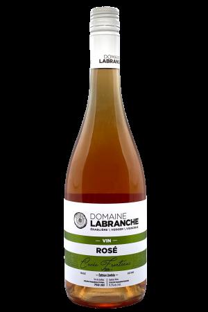 VRosé FACE - Domaine Labranche