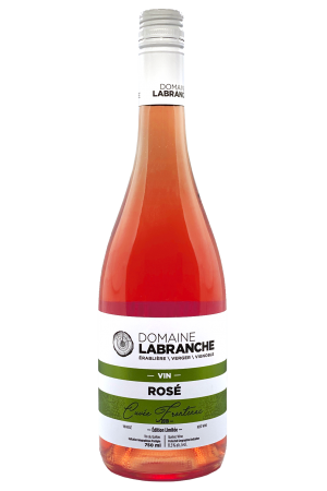 VRose FACE - Domaine Labranche