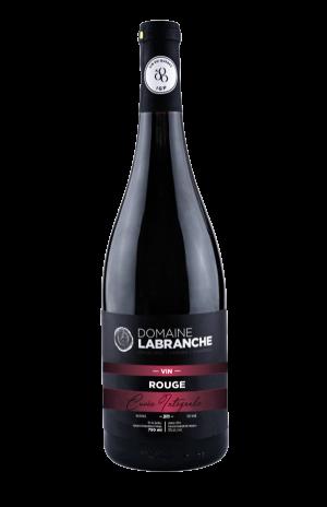 vinRougeIntegrale - Domaine Labranche