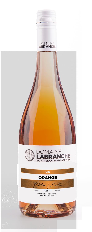 vinorange 1 - Domaine Labranche